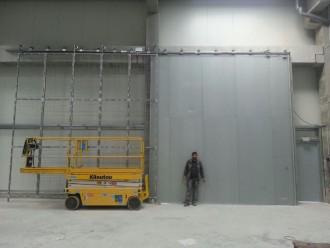 Porte évacuation industrielle - Devis sur Techni-Contact.com - 3