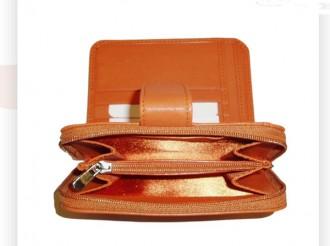 Porte feuille en cuir personnalisable - Devis sur Techni-Contact.com - 17