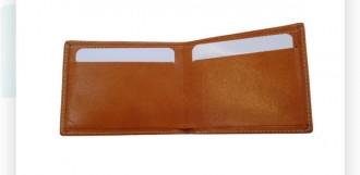Porte feuille en cuir personnalisable - Devis sur Techni-Contact.com - 6