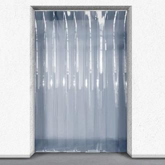 Porte industrielle souple en PVC - Devis sur Techni-Contact.com - 1
