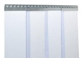 Porte industrielle souple en PVC - Devis sur Techni-Contact.com - 2
