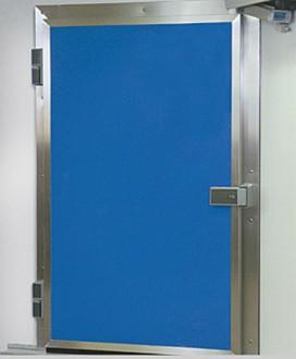 Porte isotherme pivotante pour chambres froides - Devis sur Techni-Contact.com - 2