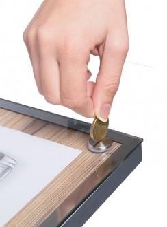Porte menu en bois - Devis sur Techni-Contact.com - 8