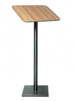 Porte-menu en bois sur pieds - Devis sur Techni-Contact.com - 2