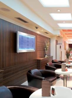 Porte menu en inox à affichage LED - Devis sur Techni-Contact.com - 7