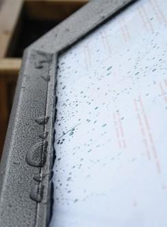 Porte menu extérieur affichage LED - Devis sur Techni-Contact.com - 5