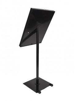 Porte menu LED sur pied - Devis sur Techni-Contact.com - 4