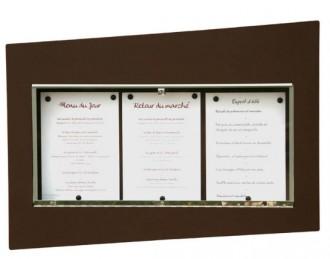 Code fiche produit 15681154 for Porte menu exterieur occasion