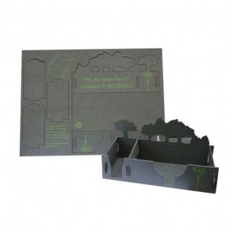 Porte notes ou vide poche Forêt - Devis sur Techni-Contact.com - 3