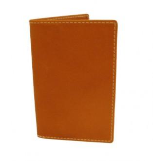 Porte passeport en cuir - Devis sur Techni-Contact.com - 3