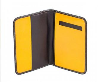 Porte passeport en cuir - Devis sur Techni-Contact.com - 5