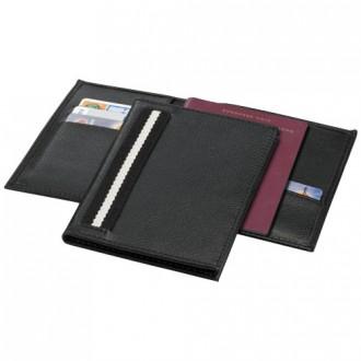 Porte passeport simili cuir - Devis sur Techni-Contact.com - 1