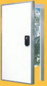Porte pivotante négative froid + - Devis sur Techni-Contact.com - 1