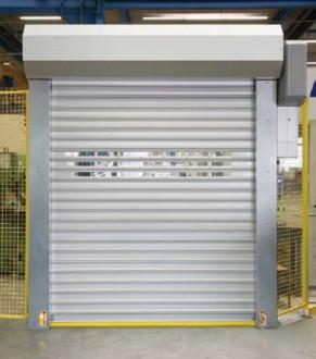 Porte protection machine industrielle - Devis sur Techni-Contact.com - 1