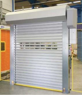 Porte protection machine industrielle - Devis sur Techni-Contact.com - 2