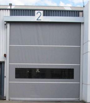 Porte rapide extérieure - Devis sur Techni-Contact.com - 1