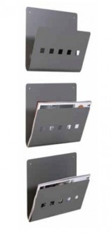 Porte revue mural - Devis sur Techni-Contact.com - 1
