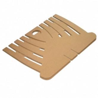 Porte revues en carton - Devis sur Techni-Contact.com - 2