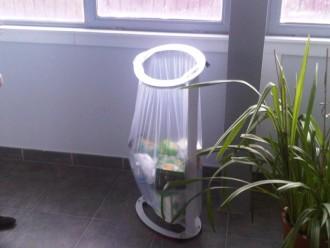 Porte sac poubelle 110 Litres - Devis sur Techni-Contact.com - 1
