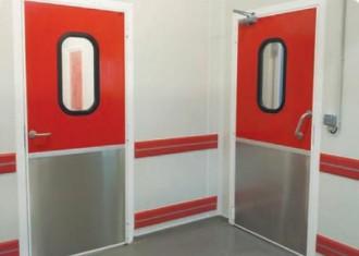 Porte semi isotherme - Devis sur Techni-Contact.com - 1