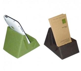 Porte smartphone en carton - Devis sur Techni-Contact.com - 1