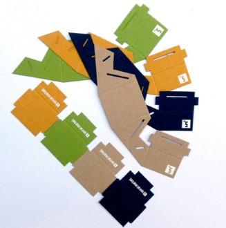 Porte smartphone en carton - Devis sur Techni-Contact.com - 3