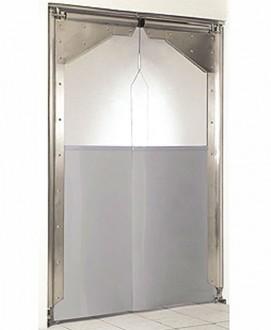 Porte souple à vantaux pvc - Devis sur Techni-Contact.com - 1