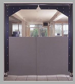 Porte souple à vantaux pvc - Devis sur Techni-Contact.com - 2