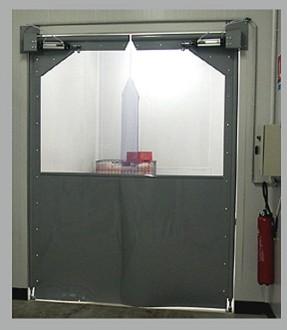 Porte souple à vantaux pvc - Devis sur Techni-Contact.com - 4