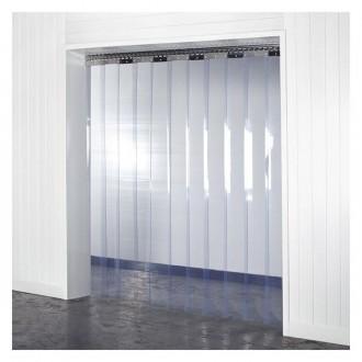 Porte souple PVC industrielle - Devis sur Techni-Contact.com - 2