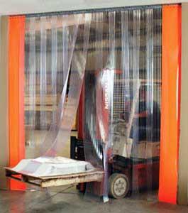 Porte souple PVC industrielle - Devis sur Techni-Contact.com - 3