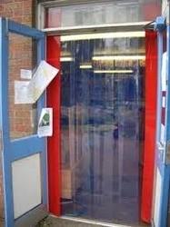Porte souple PVC industrielle - Devis sur Techni-Contact.com - 4