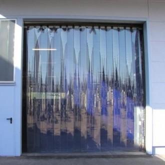 Porte souple PVC industrielle - Devis sur Techni-Contact.com - 5