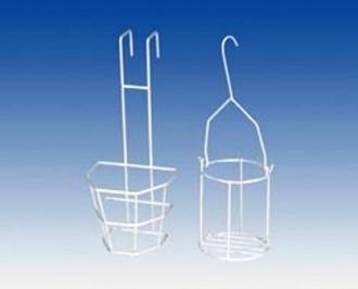 Porte urinal époxy blanc - Devis sur Techni-Contact.com - 1