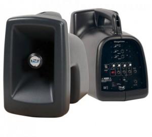 Porte-voix extrêmement puissant   - Devis sur Techni-Contact.com - 1