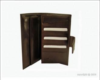 Portefeuille avec languette femme en cuir - Devis sur Techni-Contact.com - 2