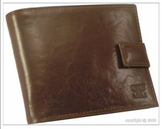 Portefeuille cuir avec languette pour homme - Devis sur Techni-Contact.com - 1