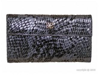 Portefeuille femme cuir motif serpent - Devis sur Techni-Contact.com - 1