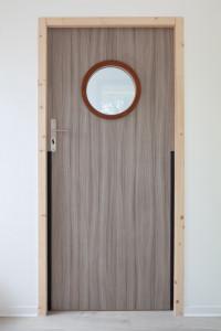 Portes de crèche avec oculus - Devis sur Techni-Contact.com - 6