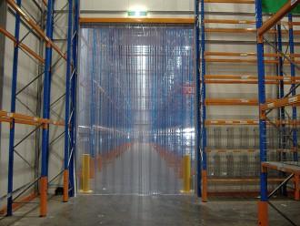 Portes et rideaux en pvc souple - Devis sur Techni-Contact.com - 2