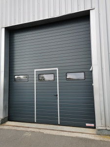 Portes industrielles - Devis sur Techni-Contact.com - 2