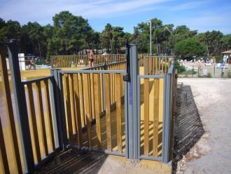 Portillon piscine - Devis sur Techni-Contact.com - 2