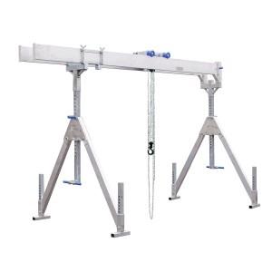 Portique de levage en aluminium - Devis sur Techni-Contact.com - 2