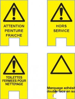 Portique de prévention sol mouillé - Devis sur Techni-Contact.com - 3