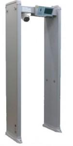 Portique détecteur de température et métaux - Devis sur Techni-Contact.com - 1