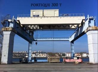 Portique portuaire - Devis sur Techni-Contact.com - 1