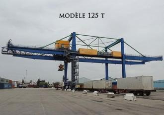 Portique portuaire - Devis sur Techni-Contact.com - 2