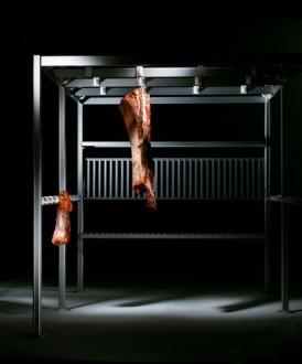 Portique viande acier - Devis sur Techni-Contact.com - 2