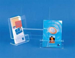 Portoir à maintien pour brochures - Devis sur Techni-Contact.com - 2