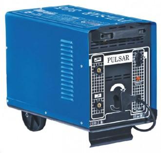 Poste à souder avec electrode rutile en acier - Devis sur Techni-Contact.com - 1
